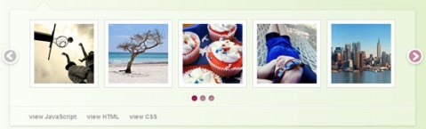 free image jQuery scrolling