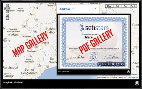 Free map lightbox gallery