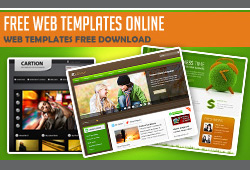 free web templates online