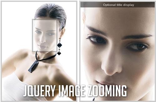 Memasang jQuery Efek Zoom Gambar Bisa Bergeser
