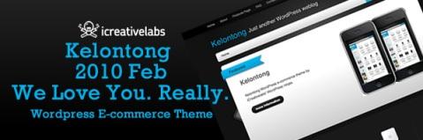 free wordpress e-commerce themes