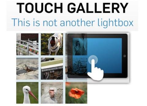 Free full screen lightbox image gallery