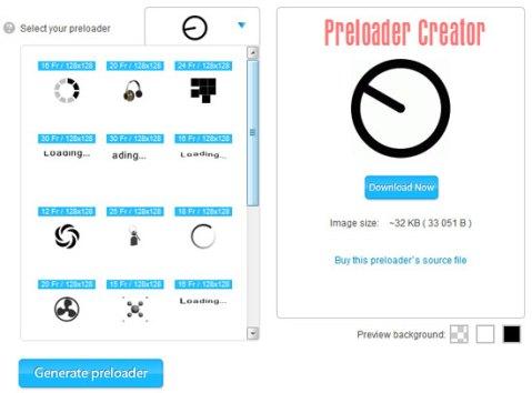 giff preloader free download