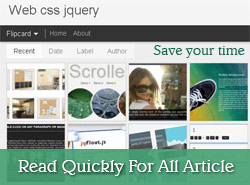 free web css jQuery Resource
