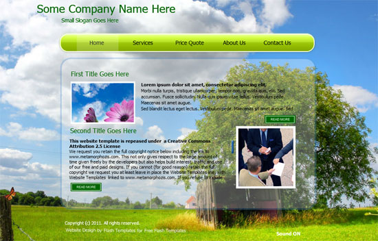 Free flash web templates web css jquery free flash web templates flash templates download maxwellsz