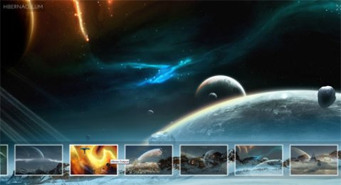 jQuery full screen image gallery