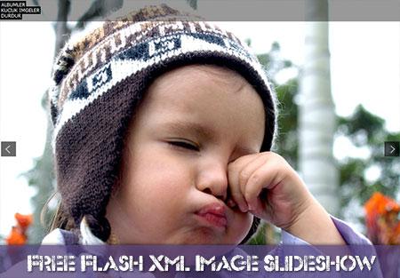 flash xml image gallery