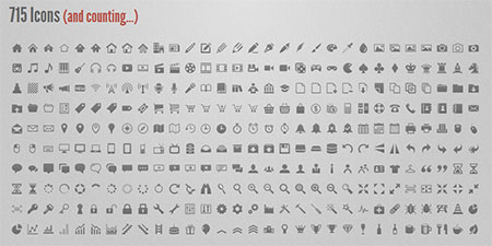 web icons fonts download