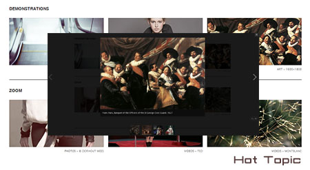 jQuery lightbox gallery free download