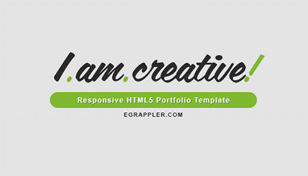 personal web templates download