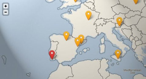 free jquery geolocation map