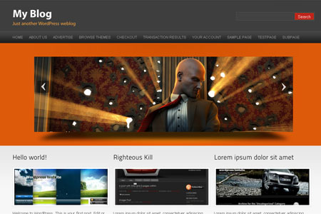 wp themes download