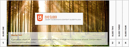 free jQuery web slider download