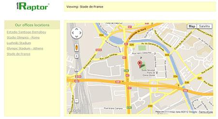 Google Map   Web Css jQuery