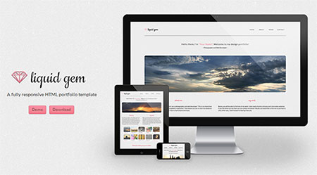 responsive web templates free download