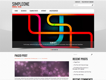 best responsive wordpress themes download
