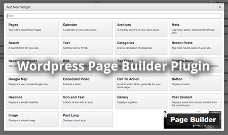 free wordpress page builder plugin