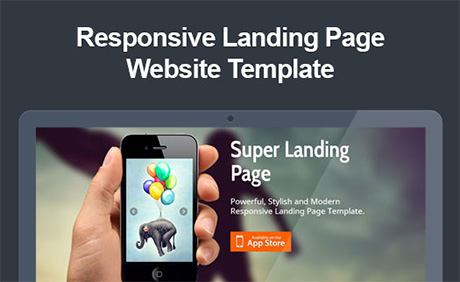 parallax templates download