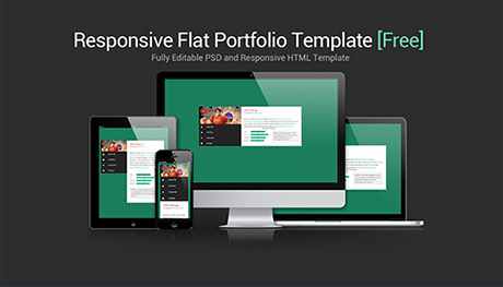 responsive web template download