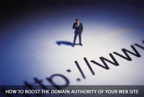 How to Boost the Domain Authority of Your Web Site