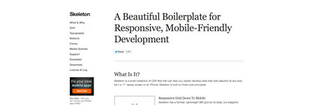 responsive frameworks free