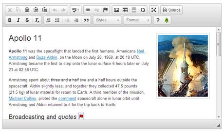 html easy editor