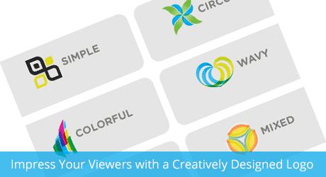 Creatively Designed Logo
