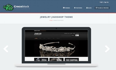 WordPress_Responsive_JEWELRY