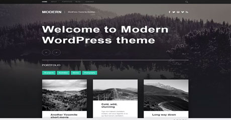 wordpress_responsive_Modern_theme