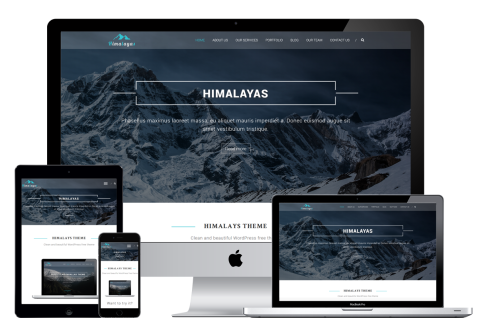 Himalayas WordPress Themes